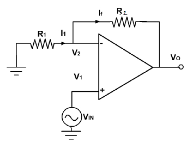 op amp equations